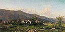 Switzerland Landscape | Martin Rico y Ortega