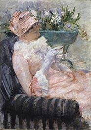 The Cup of Tea | Cassatt | Painting Reproduction