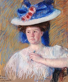 Portrait of Helen Sears | Cassatt | veraltet
