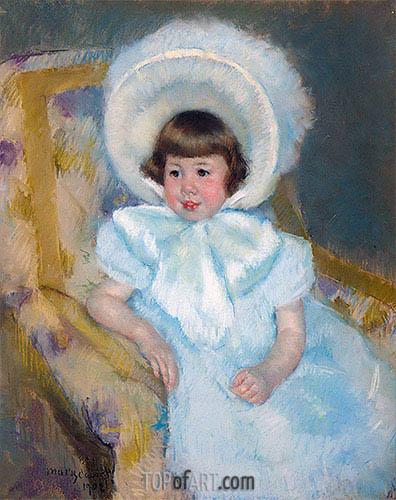 Cassatt | Portrait of Mademoiselle Louise-Aurore Villeboeuf, 1902