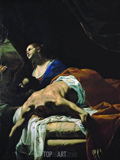Judith, undated | Mattia Preti | Painting Reproduction