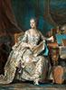 Marquise de Pompadour, c.1749/55 | Maurice Quentin de La Tour