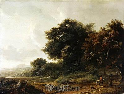 Meindert Hobbema | Landscape, undated