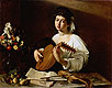 The Lute Player | Michelangelo Merisi da Caravaggio