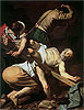 The Crucifixion of Saint Peter | Michelangelo Merisi da Caravaggio