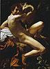 Saint John the Baptist | Michelangelo Merisi da Caravaggio