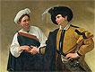 The Fortune Teller (La Buona Ventura) | Michelangelo Merisi da Caravaggio
