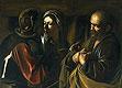 The Denial of Saint Peter | Michelangelo Merisi da Caravaggio