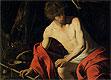 Saintt John the Baptist | Michelangelo Merisi da Caravaggio