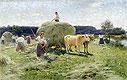 Haymaking | Mykola Pymonenko