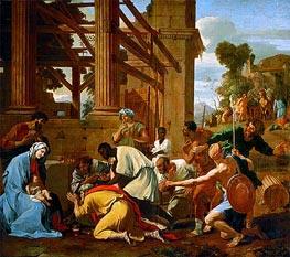 Adoration of the Magi | Nicolas Poussin | veraltet