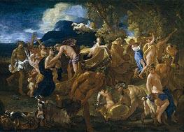 Bacchanal | Nicolas Poussin | Gemälde Reproduktion