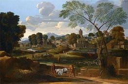 The Funeral of Phocion | Nicolas Poussin | Gemälde Reproduktion