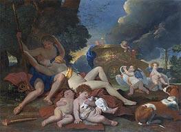Venus and Adonis | Nicolas Poussin | veraltet