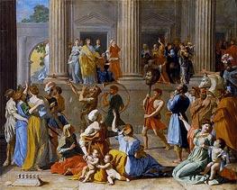 The Triumph of David | Nicolas Poussin | veraltet