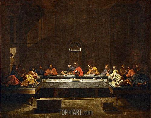 Nicolas Poussin | Holy Eucharist, c.1638/40