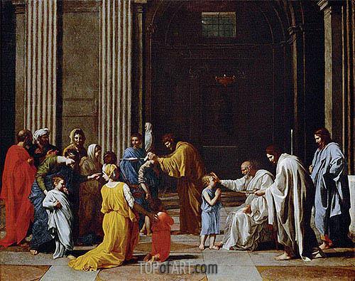 Nicolas Poussin | Confirmation, c.1638