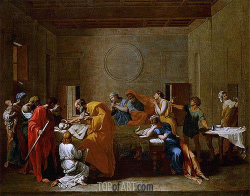 Nicolas Poussin | Extreme Unction, c.1638/40