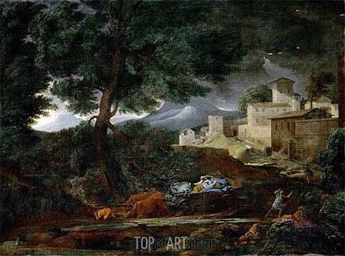 Nicolas Poussin | The Storm, 1651