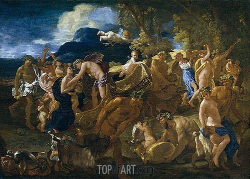 Nicolas Poussin | Bacchanal, c.1625/26