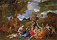 Bacchanalian Scene | Nicolas Poussin