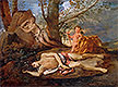 Echo and Narcissus | Nicolas Poussin