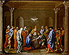 The Marriage of the Virgin | Nicolas Poussin