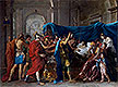 The Death of Germanicus | Nicolas Poussin