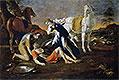 Tancred and Erminia | Nicolas Poussin