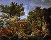 Apollo, Lover of Daphne | Nicolas Poussin