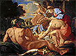 Moses Abandoned | Nicolas Poussin