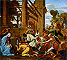 Adoration of the Magi | Nicolas Poussin