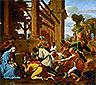 Adoration of the Magi | Nicolas Poussin