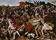 Victory of Joshua over the Amalekites | Nicolas Poussin
