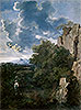 Landscape with Hagar and the Angel | Nicolas Poussin