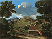 Landscape with Ruins | Nicolas Poussin