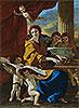 Saint Cecile | Nicolas Poussin