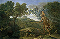 Blind Orion Searching for the Rising Sun | Nicolas Poussin
