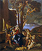 The Rest on the Flight into Egypt | Nicolas Poussin