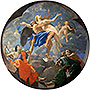Truth Stolen Away by Time Beyond the Reach of Envy and Discord | Nicolas Poussin