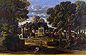 Landscape with the Gathering of the Ashes of Phocion | Nicolas Poussin