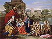 The Holy Family | Nicolas Poussin
