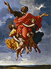 Ecstasy of Saint Paul | Nicolas Poussin