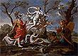 Venus Arming Aeneas | Nicolas Poussin