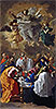Saint Francis Xavier Resurrecting the Son of an Inhabitant of Cangoxima in Japan | Nicolas Poussin