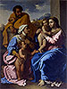 Holy Family with St Elizabeth and John the Baptist | Nicolas Poussin