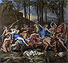 The Triumph of Pan | Nicolas Poussin