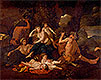The Childhood of Bacchus | Nicolas Poussin