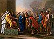 The Continence of Scipio | Nicolas Poussin