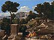 Landscape with Saint John on Patmos | Nicolas Poussin
